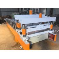Buy cheap Roof / Wall Roller Forming MachineGuide Pillars Cutting Hydraulic Expanding from wholesalers