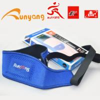 Buy cheap Hinged Adjustable Neoprene Sporting Knee strap from wholesalers