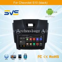 Buy cheap Android 4.4 car dvd player for CHEVROLET S10 2013/ Orlando/ Colorado 2012/ Trailblazer LT from wholesalers