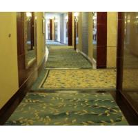 Buy cheap Handmade Chinese Wool Carpets For Bar Luxury Room , Hand Knotted Corridor Rug from wholesalers