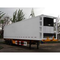 Buy cheap Refrigerated Semi-Trailer, Container Frame Type B9300XLC from wholesalers