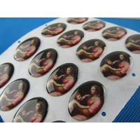 Buy cheap Epoxy resin stickers product