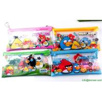 Buy cheap Polybag Package 4 pcs (Eraser, pencils, sharpener, ruler) One Stationery Set from wholesalers