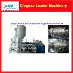 Buy cheap Large caliber/ diameter HDPE pipe making machine from wholesalers