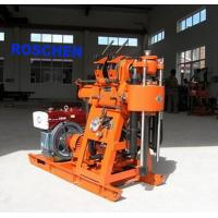 Buy cheap Drilling Rig Machine Used Hollow Stem Auger For Soil Sampling And Ground Water Monitoring from wholesalers