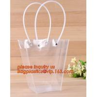 Buy cheap Advertisement shopping bag /supplier pp waterproof gift bag,hand bag PP plastic transparent gift bag wholesale PE bag from wholesalers