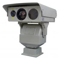 Buy cheap FCC PTZ infrared Night Vision Camera , Railway Long Range Surveillance Camera from wholesalers