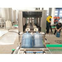 Buy cheap Fast Speed 20 Ltr Water Jar Filling Machine , Bucket Filling Machine Electricity Driven from wholesalers