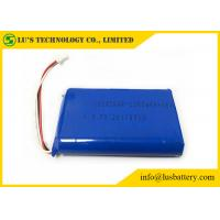 Buy cheap LP103450 Lithium Ion Battery 3.7 V 1800mah rechargeable lithium battery pack lp103450 3.7v batteries from wholesalers