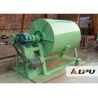 Buy cheap Horizontal Cylindrical Rubber Lined Ceramic Ball Mill for Cement Mining Industry from wholesalers