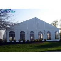 Buy cheap 1000 People Waterproof Aluminium Frame Marquee For Events / Pvc Wall from wholesalers