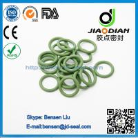 Buy cheap Green NBR O-Ring with SGS RoHS FDA Certificates AS568-JIS2401-ISO3601 (O-RINGS-0011) from wholesalers