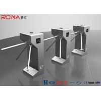 Buy cheap 304 Stainless Steel Tripod Turnstile Gate Access Control System 30 Pearsons / Min product