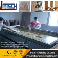Buy cheap famous vacuum laminating machine manufacturer from wholesalers