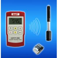 Buy cheap High Accuracy Portable Hardness Tester , Digital Durometer With Wireless Probe from wholesalers