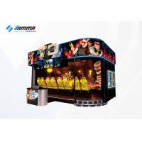 Buy cheap Indoor 7D Cinema Simulator Theater Equipment Special Effects Motion Chairs from wholesalers