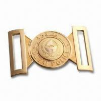 Buy cheap Belt Buckle, Made of Zinc Alloy, Available in Various Platings and Sizes from wholesalers