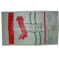 Buy cheap Large Flour Packaging PP Woven Sack Bags High Bearing Strength Moisture Proof from wholesalers