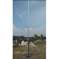 Buy cheap telescopic mast / 5m telescopic pole antenna tower light weight flag pole 30ft 9 meter high aluminum mast from wholesalers