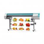 Buy cheap Electronic automatic digital print and cut machine sticker print and cut machine from wholesalers