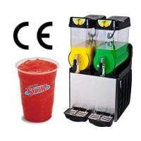 Buy cheap Two bowls Slush Machine XRJ-2X12L from wholesalers