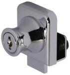 Buy cheap 239 Cabinet Single Swinging Glass Door Lock from wholesalers