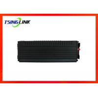 Buy cheap GPS Tracking HDD Hard Disk Mobile NVR DVR with 8 Channel Wireless HD Video Input product