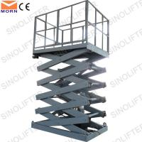 Buy cheap 1t hydraulic scissor lift table from wholesalers