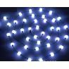 Buy cheap 24V ucs1903 addressable rgb 3d curtain pixel light 50mm Led Ball dmx product