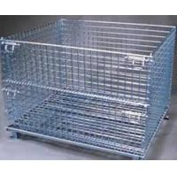 Buy cheap Welded Wire Container from wholesalers