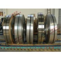 Buy cheap Cold rolled 321 301 304L 316 Polished Stainless Steel Strips with JIS ASTM EN DIN Standard for Construction from wholesalers