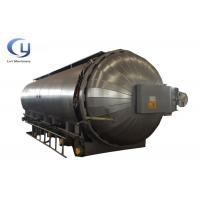 Buy cheap Automatic Pressure Vacuum Small Composite Autoclave For Rubber Vulcanization from wholesalers