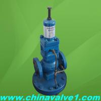 Buy cheap DP27 Pilot operated pressure reducing valve from wholesalers