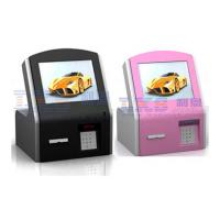 Buy cheap TCP / IP Network Self Service IC Card Reader Mini Curve With Webcamera from wholesalers