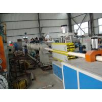 Buy cheap low price conduit pvc pipe machine extrusion line production machine manufacturing for sale from wholesalers
