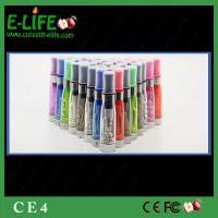 Buy cheap Cheap Sale high quality CE4 Clearomizer for ego/evod/ego twist battery from E-Life Smoking from wholesalers