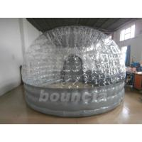 Buy cheap 0.8mm PVC Airtight Tent For Outdoor Camping / Trade Show / Promotion from wholesalers