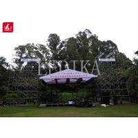 Buy cheap Concert Scaffolding Truss System Layher Truss Tower Layher Ringlock from wholesalers