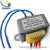 Buy cheap Ei Type Power Supply Encapsulated Transformer with IEC from wholesalers