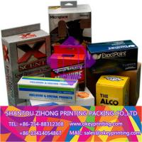 Buy cheap printing daily use product packaging box from wholesalers
