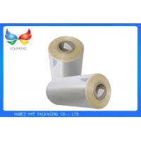 45 Mic Printable Plastic Blown PVC Shrink Film For Beverage Label