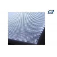 Buy cheap Lumisheet LED Light Guide Plate , High Illumination Led Light Guide Panel Edge Lit product