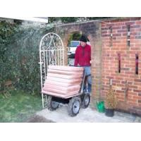Buy cheap Garden Loader /Power Barrow with CE Proof ( Flat Bed ) from wholesalers