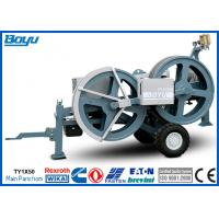 Buy cheap Overhead 50kN 5T Hydraulic Tensioner with German Rexroth Speed Reducer Cummins Diesel Engine from wholesalers