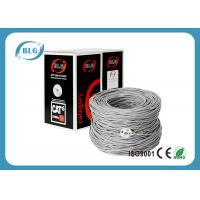 Buy cheap CCTV UTP Cat5e Ethernet Lan Cable , CCA Material Ethernet Network Cables from wholesalers
