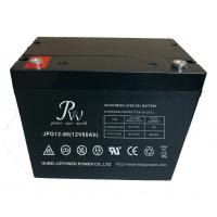 Quality Lead Acid Gel Solar System Battery 12V 80Ah Sealed Construction Long Life for sale