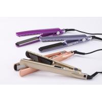 Buy cheap beautiful star top quality Ceramic Flat Iron Ionic hair straightener from wholesalers