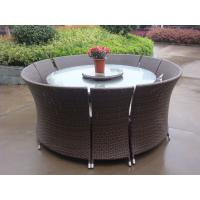 Buy cheap Outdoor Rattan Garden Dining Sets , All Weather Waterproof Sofa from wholesalers