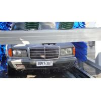 Buy cheap Fast Speed Tunnel Car Washing Machine Effective With Blue Brush from wholesalers