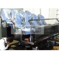 Buy cheap Exciting Amazing 5D Simulator With Six Degrees Of Freedom Motion Chairs product